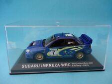 SUBARU IMPREZA WRC #7 SOLBERG 3º RALLY NUEVA ZELANDA 2003 1/43 NUEVO IXO ALTAYA