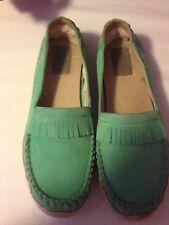 Women's Uggs Beautiful Color Green  7.5