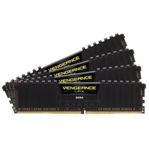 32GB Corsair Vengeance LPX DDR4 2933MHz PC4-23400 CL16 Quad Channel Kit (4x 8GB)