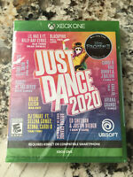 Just Dance 2020 XBOX ONE Brand New Factory Sealed New Release!