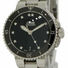 Oris Men's Mechanical (Automatic) Analogue Wristwatches