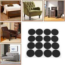 16x Rutschfeste selbstklebende Bodenschoner Sofa Tisch Gummi Möbel Füße Pad H9M1