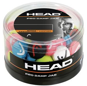 HEAD Tennis Amortisseur shock absorber Djokovic Et Logo Xtra Damp Tennis