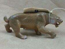 1988 Ultra rare one of kind Smilodon Carnegie Collection by Safari ltd NEW FIG1