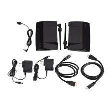 5,8GHz Wireless Transmitter Funk Übertragung AV Audio Sender Empfänger TV HDMI
