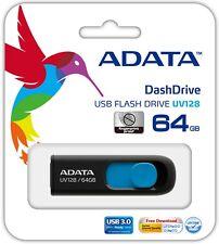 Pen Drive 64GB 3.0 USB Flash Drive Memory Stick Thumb 64 GB Storage Retractable