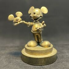 """New listing Disney - Wdcc Mickey Mouse """"A Disney Blast to the Past"""" Attendee Figure Le"""
