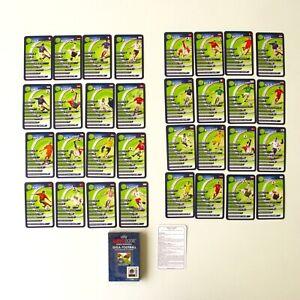 Ancien jeu de Cartes - Jeu d'ATOUT et 7 FAMILLES - EURO 2008 - Giga Football