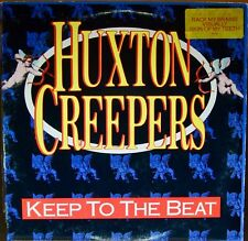 Huxton Creepers - Keep to the Beat -- Polydor - 1988 - PROMO - Vinyl
