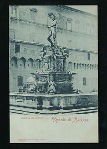 Italy RICORDO DI BOLOGNA c1902 u/b PPC