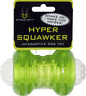 Hyper Pet™ Hyper Squawker 🐶 Interactive Dog Toy Chew Bone ITS NOISY! Squeaking