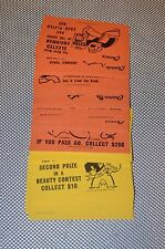 Original Monopoly Replacement Chance and Community Chest Cards Great 4 Craft Art