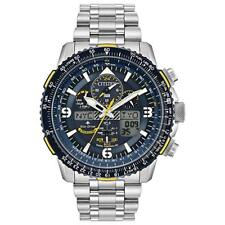 Citizen Eco-Drive JY8078-52L Blue Angels Skyhawk Chronograph 46mm Watch