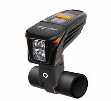 USED! Magicshine 600 Lumen OLED display USB LED Bike light - 360 Rotatable mount