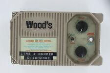 TC WOODS ULTRACON SCR DRIVE 230VAC 50/60HZ 1PH
