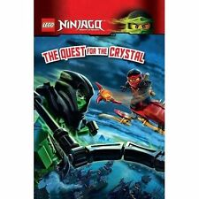 The Quest for the Crystal (LEGO Ninjago - Masters of Spinjitzu), Very Good Condi