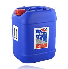 BAYROL  Bellaqua  Chlor flüssig 13%25 stabil. Natriumhypochlorit 25 kg