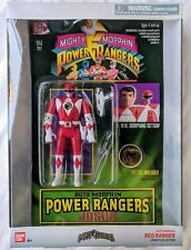 Power Rangers Legacy Auto Mighty Morphin Jason Red Ranger Action Figure - New