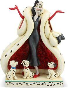 Disney Traditions The Cute And The Cruel Cruella Figurine