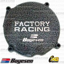 Boyesen Factory Racing Silver Ignition Cover For Honda CR 250R 1986-2001
