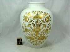 Rich decorated 70´s design Heinrich & Co .Porzellan #  porcelain vase  29 cm