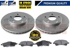 FOR TOYOTA AURIS 1.4 1.6 FRONT 273mm VENTED BRAKE DISCS PADS 2006-2012