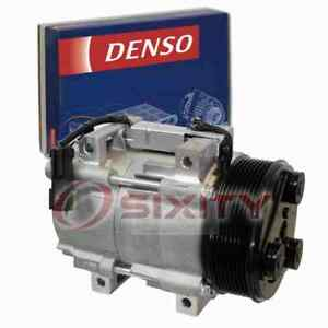 Denso AC Compressor for 2006-2009 Dodge Ram 2500 Heating Air Conditioning dy