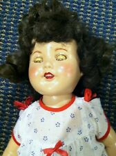 """Composition Doll 24"""" Tall vintage/antique"""