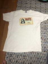 Foo Fighters Dave Grohl 2015 Birthday Club Shirt