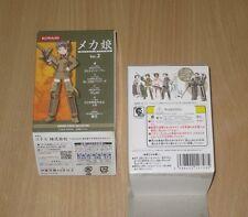 Konami Mecha Musume(Military Army Girl) Part 2 Full Set of 8pcs + Bonus