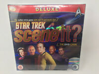 DELUXE STAR TREK SCENE IT? THE DVD BOARD GAME | NEW & FACTORY SEALED