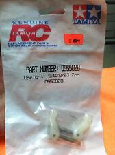 Original Vintage Tamiya Upright 2 pc.  Part Bag #555028