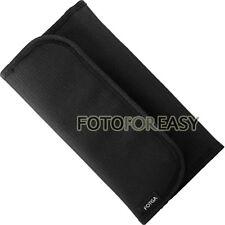 Fotga Lens Filter Wallet Case 4 pockets For 25mm - 82mm