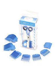 SCAREDY CUT Silent Pet Grooming Kit  BLUE sensitive CATS