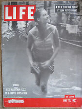 LIFE May 19 1952 Renoir, Bob & Ray, DULLES coca, USS Wasp, 1952 Democrat Primary