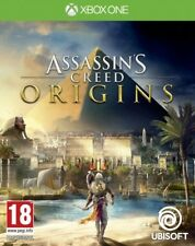 ASSASSINS CREED ORIGINS XBOX ONE FISICO NUEVO PRECINTADO ESPAÑOL CASTELLANO