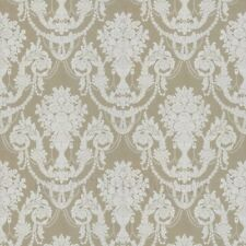 Dolls House Miniature Pale Chocolate Chandelier Damask Wallpaper