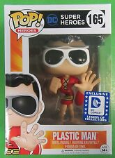 Funko Pop Marvel #165 Plastic Man Legion Of Collectors Exclusive - DC
