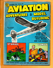 Aviation Adventures #16 1946 Golden Age True War Stories FN