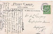 Genealogy Postcard - Family History - Dr Gregory - Highgate - London N  Y836