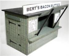 Ancorton Models Bacon Butty Hut - Laser Cut Wood Kit OO Gauge - 95831