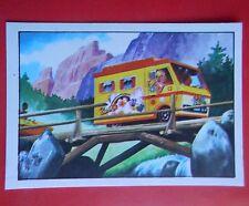 figurines prentjes cromos stickers picture cards figurine barbie 138 panini 1976