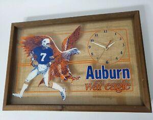 SunTime Mississippi Rebels Carbon Fiber Textured Wall Clock Ole Miss