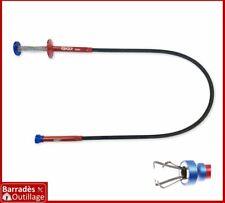 Doigt flexible combiné Aimant/Pincette 2-en-1. Longueur 700 mm