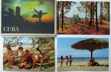 CUBA VINTAGE POSTCARD VIEWS OF CUBA HAVANA 1950'S Lot 7 postcards