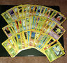 OLD Original Wotc Vintage Pokemon LOT 10 Cards Gem Mint PSA Quality