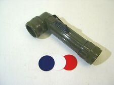 Neuve ! Lampe torche Armée Française originale TL122D stock surplus militaire