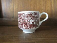 Unboxed Earthenware Brown Staffordshire Pottery