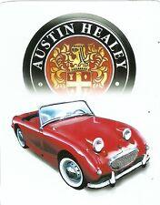 AUSTIN HEALEY BUG EYE SPRITE CAR Sticker Decal