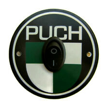 Puch Maxi Moped Airbox Hole Cover with Switch!
